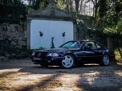 usado Mercedes SL320 ---