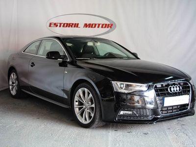 brugt Audi A5 Coupé S-Line
