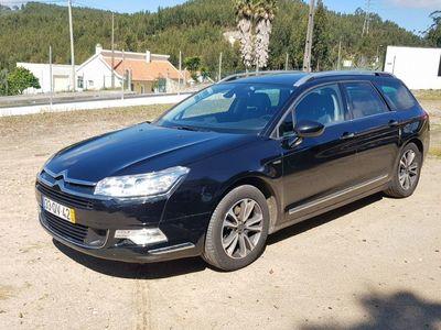 usado Citroën C5 Tourer 2.0 BHDi 150 cv Exclusive