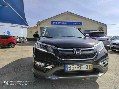 usado Honda CR-V - Usado1.6 i-DTEC Elegance C.Navi
