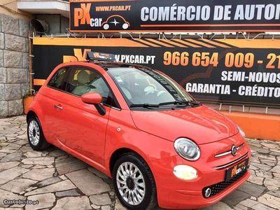 usado Fiat 500 1.2LoungeTPanoramico