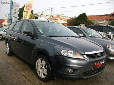 used Ford Focus 1.6 Sw Tdci