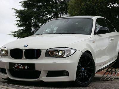 usado BMW 120 Coupé Pack M GPS! Sensores de estacionamento!!