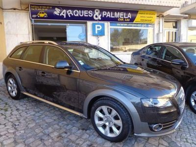 usado Audi A4 Allroad 2.0 TDi quattro Exclusive (170cv)