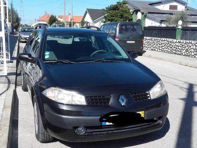 gebraucht Renault Mégane 1.5 cdi break