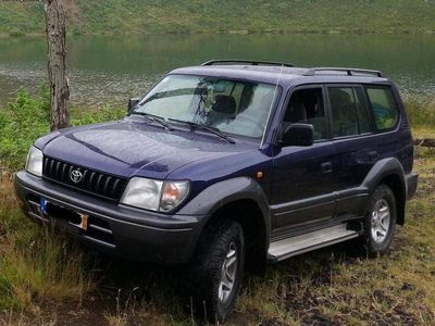 usado Toyota Land Cruiser Land CruiserKZJ 95 - 96