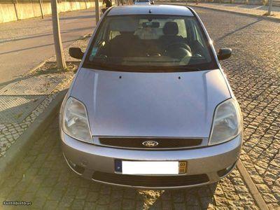 gebraucht Ford Fiesta 1.4 TDCi Van