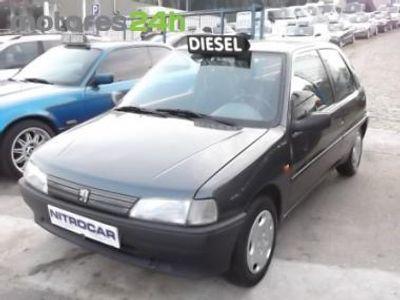 usado Peugeot 106 1.4 - DIESEL - NITROCAR -