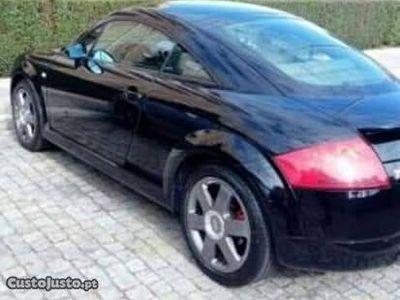 usado Audi TT coupé