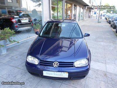 usado VW Golf 1.9TDI Sport110Cv 3P A/C JLL17 Impecável