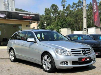 usado Mercedes C220 CDi Avantgarde Aut.