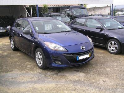 used Mazda 3 MZCD 1.6