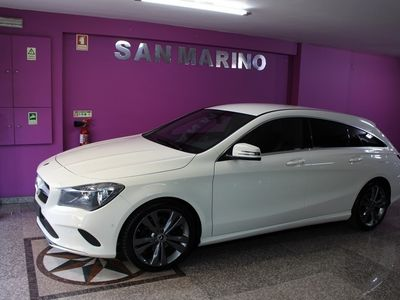 usado Mercedes CLA180 Shooting Brake d Urban