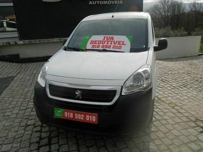usado Peugeot Partner 3 lugares