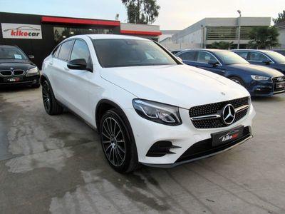 usado Mercedes GLC250 ClasseCDI Coupé AMG Pack Night