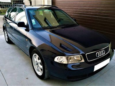 usado Audi A4 Avant 1.9TDI 110CV