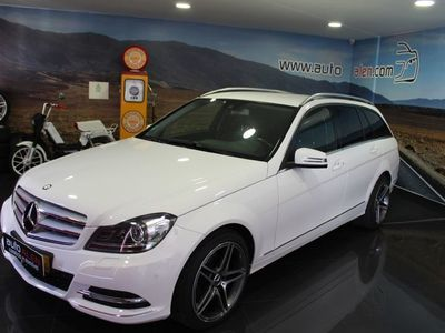 used Mercedes C250 CDi Avantgarde GPS