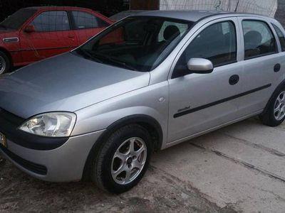 gebraucht Opel Corsa 1.2 ecotec