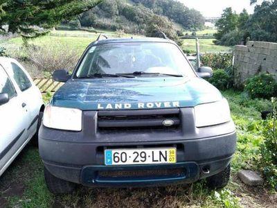 brugt Land Rover Freelander TD4
