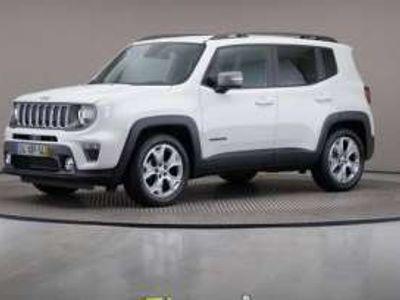 usado Jeep Renegade Gasolina