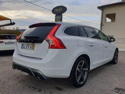 usado Volvo V60 R Design Hybrid