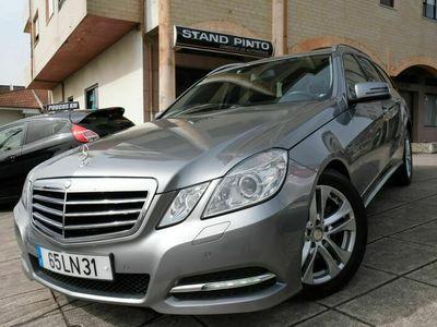 usado Mercedes E250 CDI Station Avantgarde Aut.