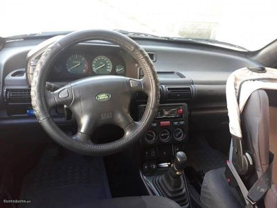 gebraucht Land Rover Freelander 2.0