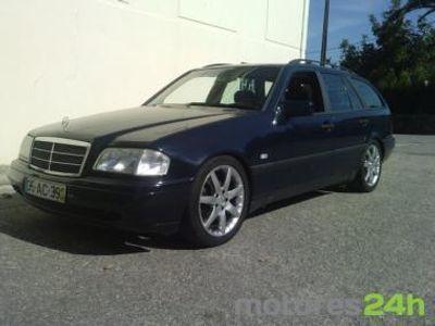 usado Mercedes C220 Classic Station