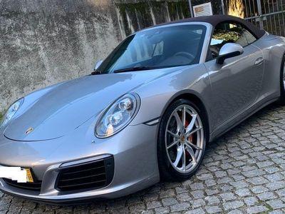usado Porsche 911 Carrera 4S Cabriolet / Full Extras