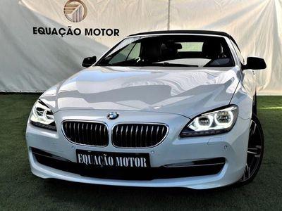 usado BMW 640 Cabriolet D Aut.