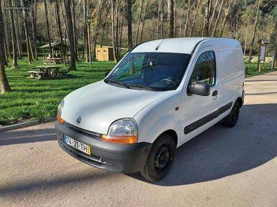 brugt Renault Kangoo 1.9