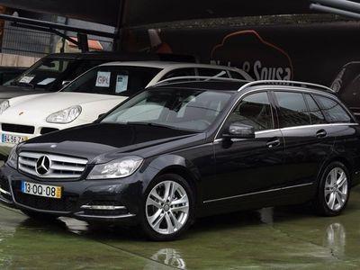 usado Mercedes C220 CDI Station Avantgarde Auto