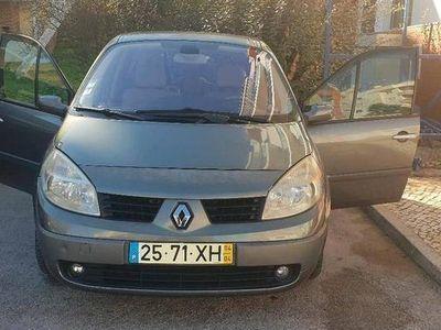 usado Renault Scénic