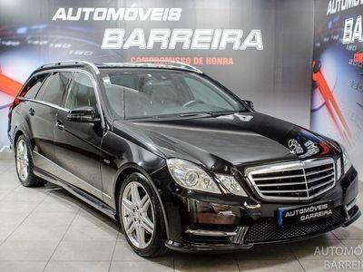 usado Mercedes E250 ClasseCDi Avantgarde BlueEf. (204cv) (5p)
