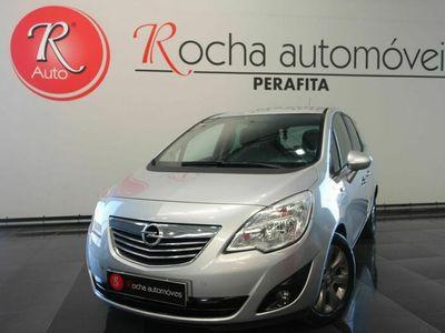 usado Opel Meriva B 1.3CDTi Enjoy