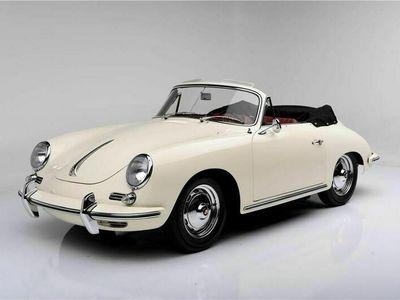 usado Porsche 356 356C Cabrio