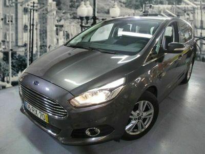 usado Ford S-MAX 2.0 TDCi Titanium (150cv) (5p)