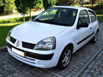 usado Renault Clio 1.5 DCI A/C C/NOVO