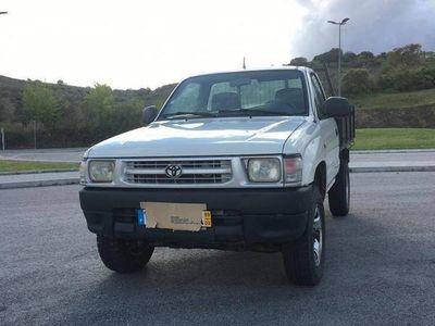 używany Toyota HiLux 2.4 TD 4x4