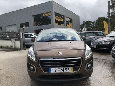 usado Peugeot 3008 1.6 bluehdi style