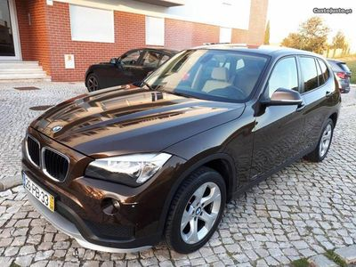 usado BMW X1 S18d nacional