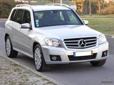 brugt Mercedes GLK220 143 CV Nacional