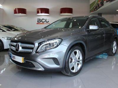 usado Mercedes GLA200 CDi Urban Aut.