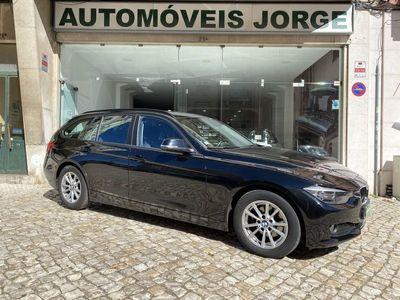 usado BMW 318 d Touring Aut