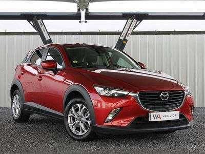 usado Mazda CX-3 SkyActive D NAVI
