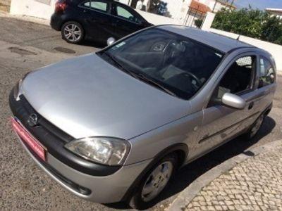 usado Opel Corsa 1.7 DTI Van