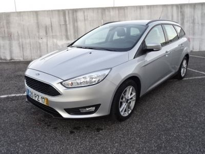 used Ford Focus SW 1.5 TDCi Trend+ 120cv