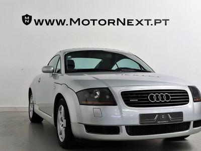 usado Audi TT Quattro