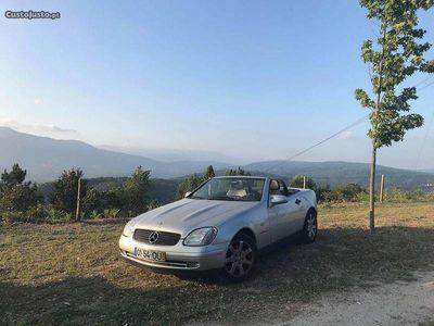 usado Mercedes SLK200 R170