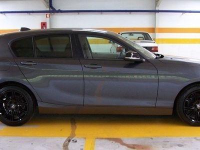 usado BMW 118 d Line Sport